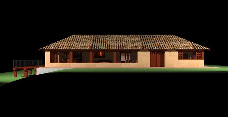 Diseño Alvaro Galindo Vácha Restauración Casa Villa de Leyva - 9