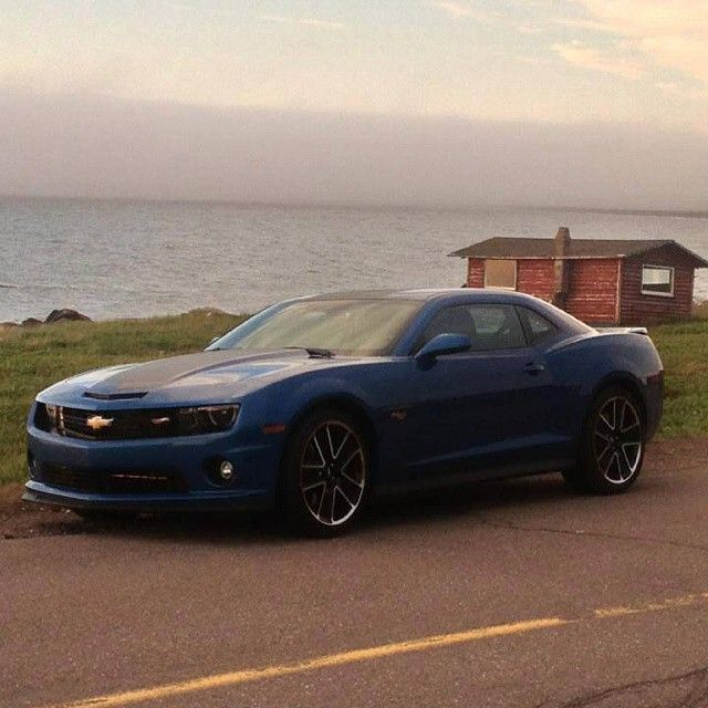 "@gm_parts's photo: ""Where would you drive this #Chevy #Camaro?"""
