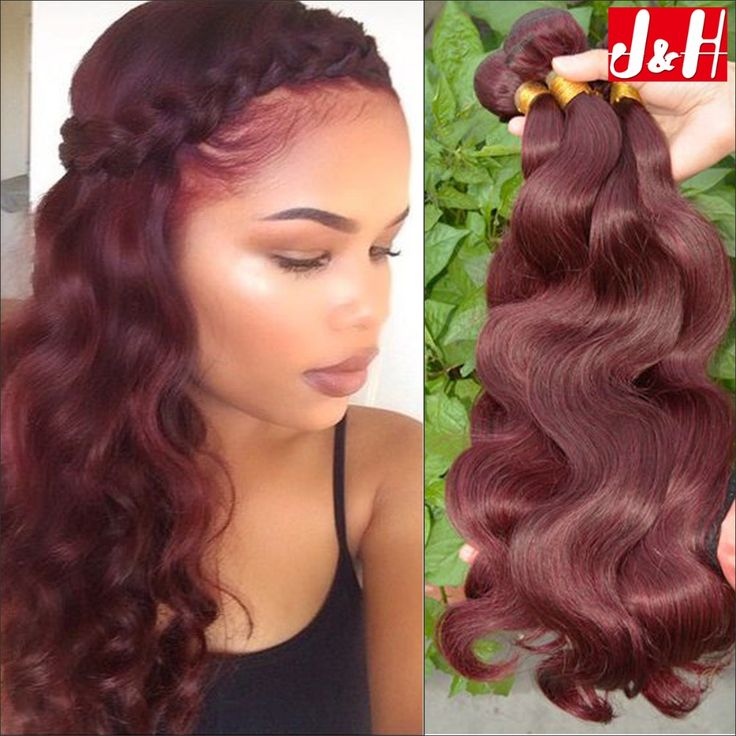 Best 25+ Wine colored hair ideas on Pinterest | Wine red hair ...