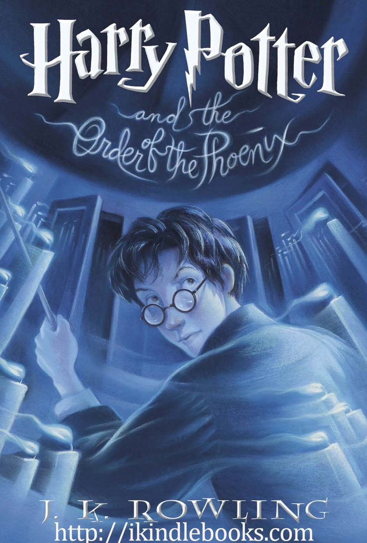 Harry Potter and the Order of the Phoenix ebook EPUB/PDF/PRC/MOBI/AZW3