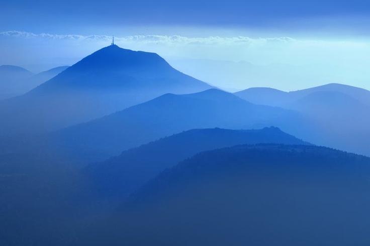Puy-de-Dôme, je me lasse pas de cette vue