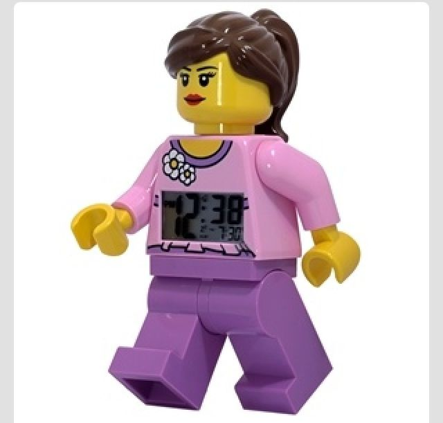 22 best Clock images on Pinterest | Alarm clock, Lego toys and Alarm clocks