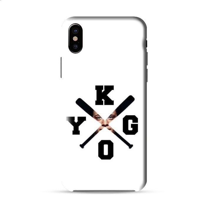 Kygo Logo Photo Masking Iphone X 3D Case Caseperson