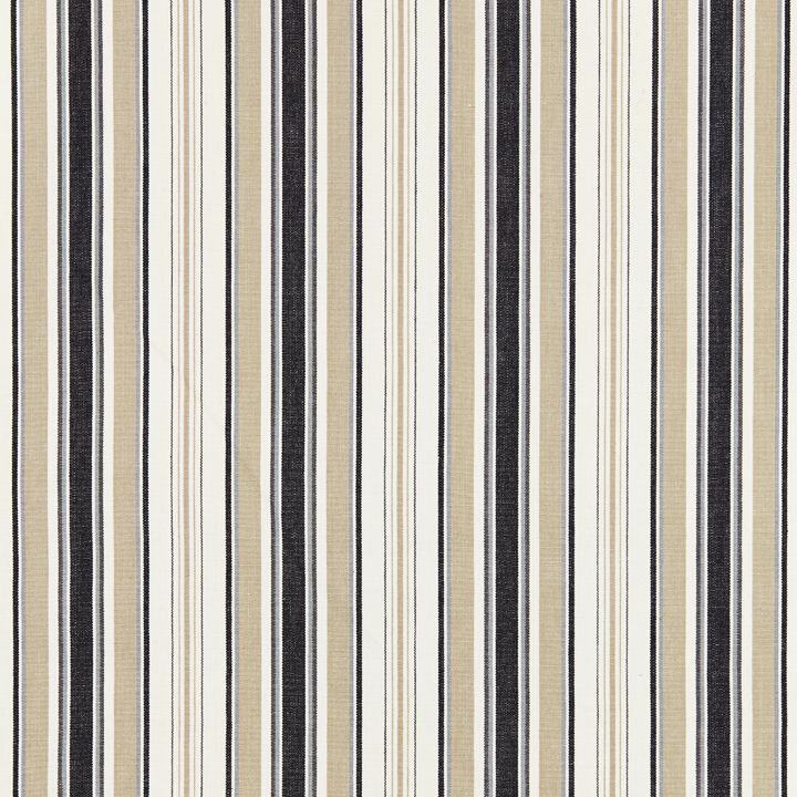 Boy magazines buster surf striped decorator fabric
