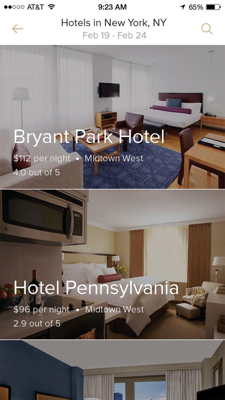 Hotel-finder