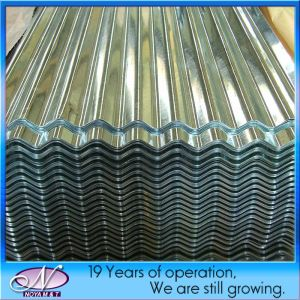 Best Cheap Hot Corrugated Galvanized Metal Steel Roofing Sheet On  Made In China.