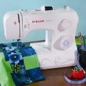 Singer Talent sewing machine. :-)