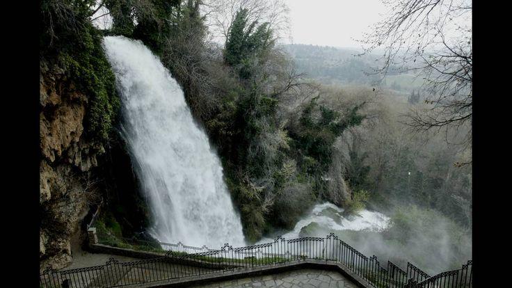 Waterfalls of Edessa-Macedonia,Greece