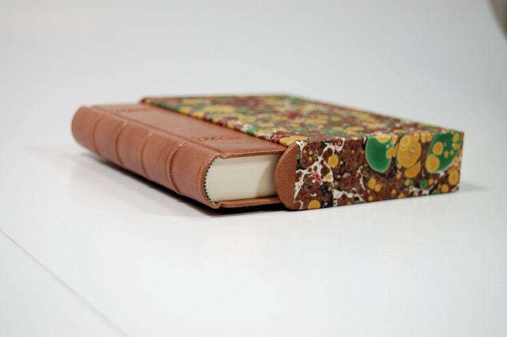 Skórzany notatnik