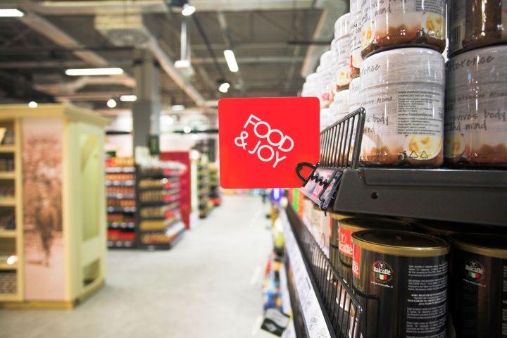 Alma grocery