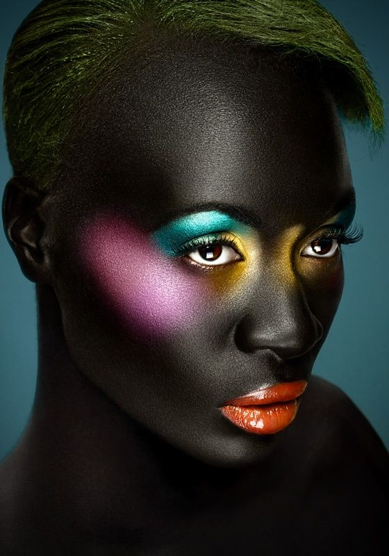 Photo: Ernie PasswatersModel: Sharon CumberbatchMakeup: Autumn HannersRetouched by A Marfoog