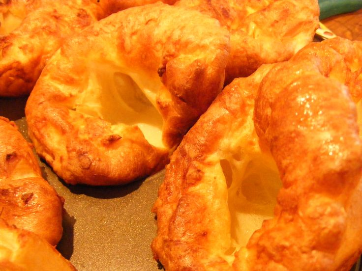 Fool-proof Yorkshire Pudding
