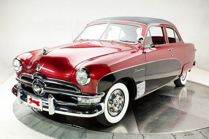 Classic 1950 Ford Crestliner For Sale 2221069 28 950 Cedar Rapids Iowa 1950 Ford Crestliner 2 Door Hardtop If You Really Wan Ford Custom Cars Classic Cars