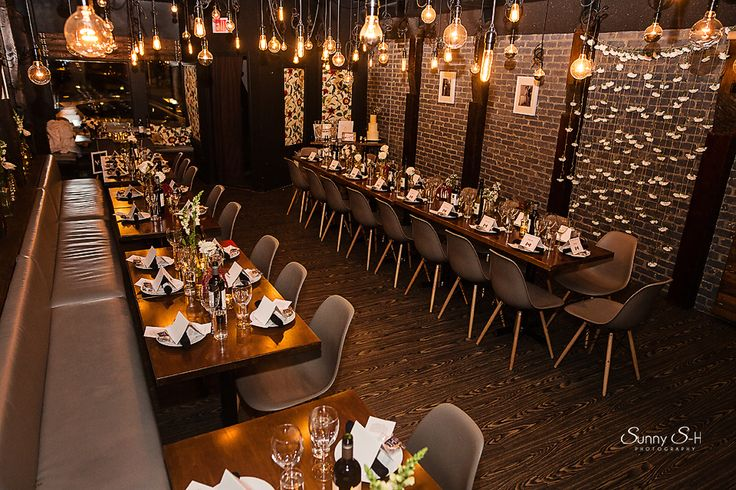 Deseo Bistro.  Winnipeg wedding reception and ceremony venue.  Intimate with great character.
