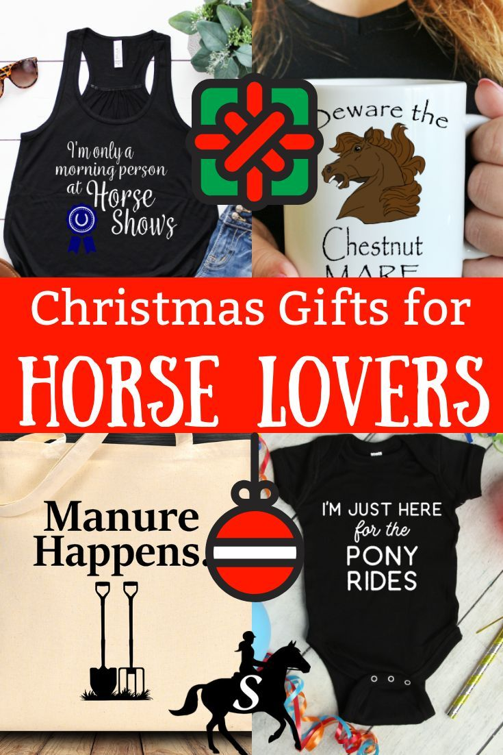 10 Funny Gifts for Horse Lovers | all things horse | Pinterest ...