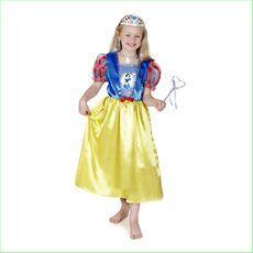 Snow White Glitter Kids Costume - Green Ant Toys Online