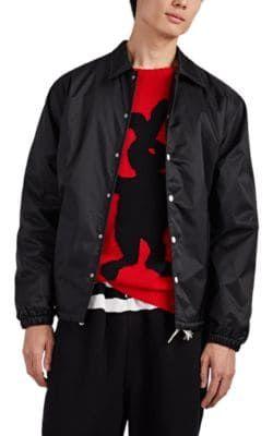 Appliquéd marni Jacket Logo Black Coach's Size Marni 50 cloth x57wt0R