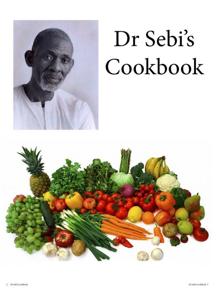 Dr sebi cook book dr sebi recipes alkaline diet dr