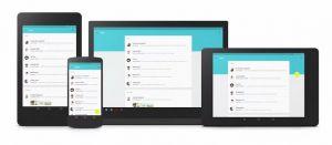 Tampilan Android Lollipop di semua device rencanya akan disamakan