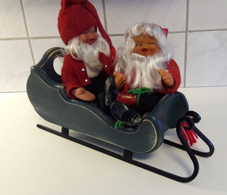 FINN – Julepynt, juleslede, lysestake, juletrekuler, nisse mm