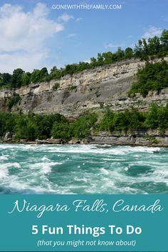 5 fun things to do in Niagara Falls Canada that you might not know about | things to do in Niagara Falls with kids | Gone with the Family | #niagarafalls #niagarafallscanada #familytravel