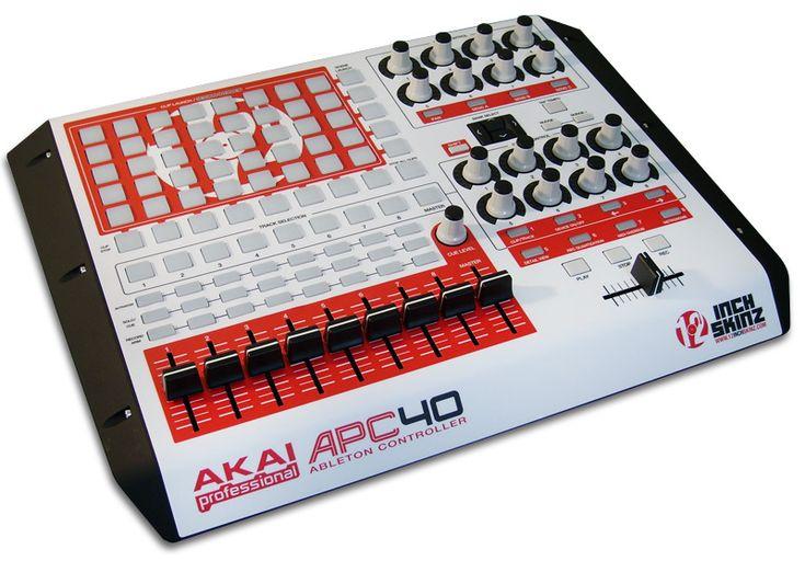 Akai APC40 Skinz