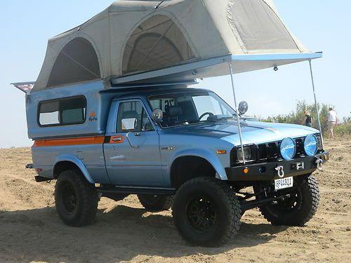 Toyota HiLux FlipPac Camper                                                                                                                                                      More