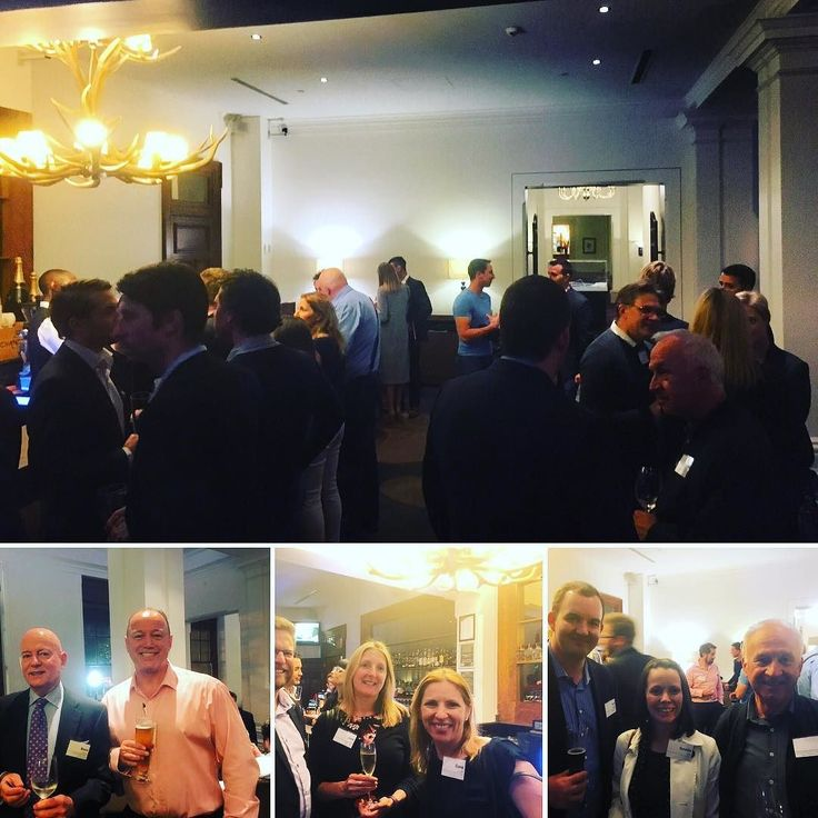 Another great CIDN event last night because there were so many interesting people. #networking #CIDN