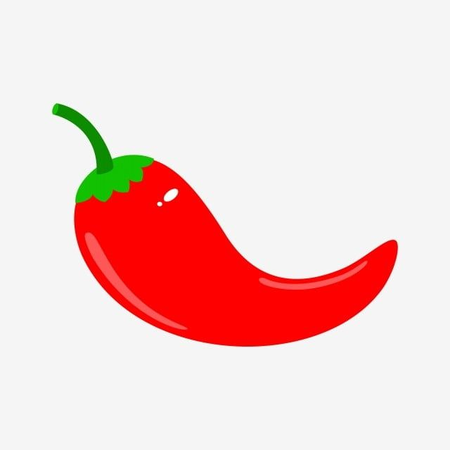 Vector Red Chili Pepper Red Clipart Red Icons Chili Png And Vector With Transparent Background For Free Download Red Chili Peppers Red Chili Stuffed Peppers