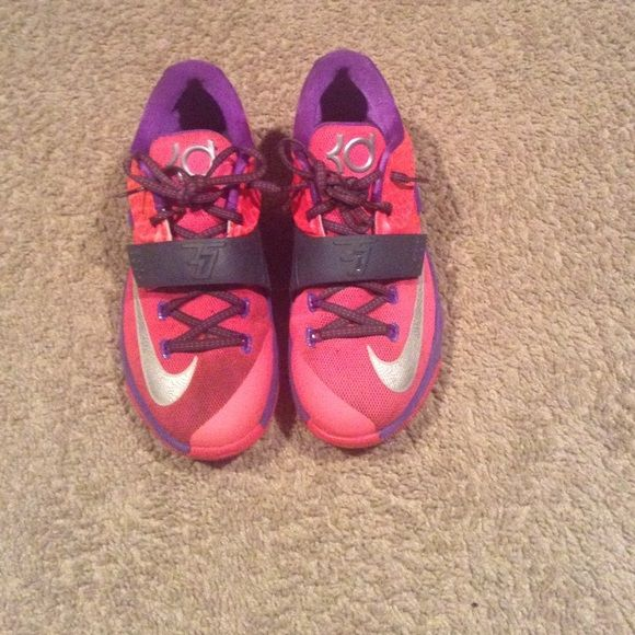 Kd 7(Hold!) Fruit Punch Kd 7 Nike Shoes