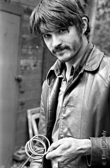 Rick Danko. Member of the Band, from Greens Corner, Ontario - 5 min from where I grew up.