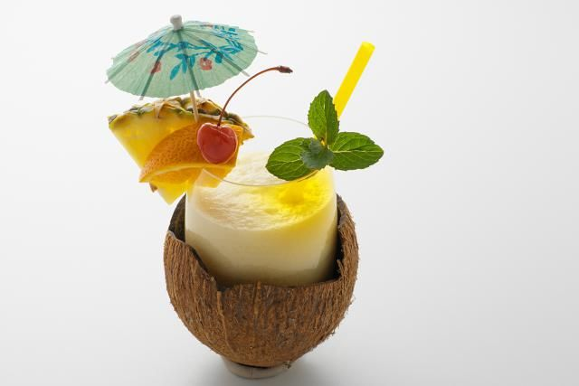 A Booze-Free Pina Colada that is Simple and Delicious