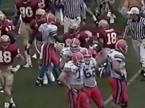 1994 #7 Florida State vs. #4 Florida   Choke at Doak   Tallahassee, FL   FSU-31 UF-31