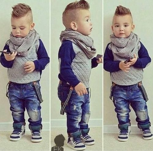 Superb 1000 Images About Baby Hairstyles On Pinterest Baby Boy Hairstyles For Men Maxibearus