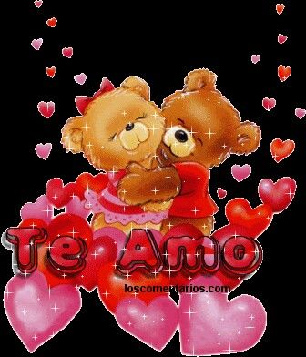 Te AMO Flores Pinterest Teddy Bear Quotes