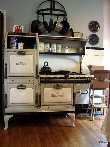 Glenwood Stove Also The Step Stool For Lyn Pinterest