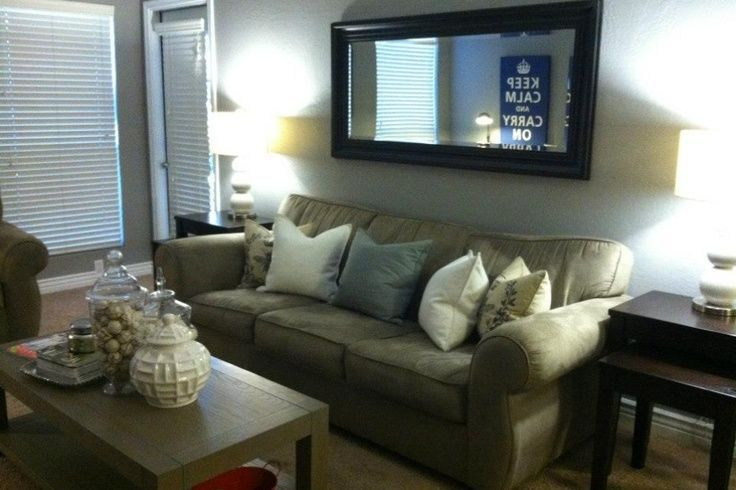 Mirror Sideways Above Couch Abovecouch Couch Abovecouch Abovecouch Couch Mirror Mirror Wall Living Room Above Couch Decor Mirror Bedroom Decor