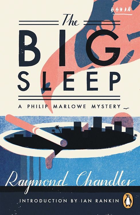 David Doran (cover art), The Big Sleep #design
