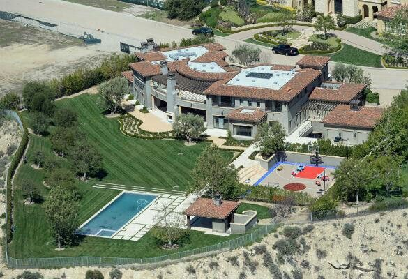 kourtney kardashian house the fact that its like only her ...