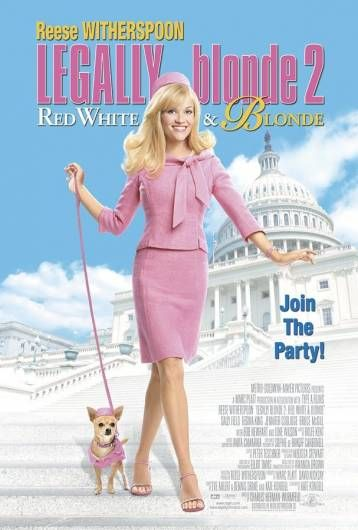 Legally Blonde 2: Red White and Blonde