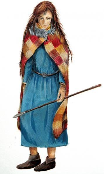 47 best Celtic clothing for women images on Pinterest ...