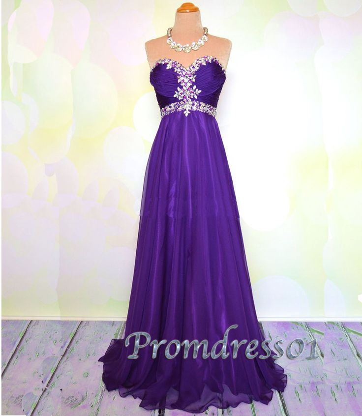 2015 sweetheart purple long prom dress for teens, homecoming dress, ball gown