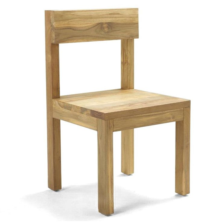 M s de 25 ideas incre bles sobre sillas de madera en - Como tapizar sillas de madera ...