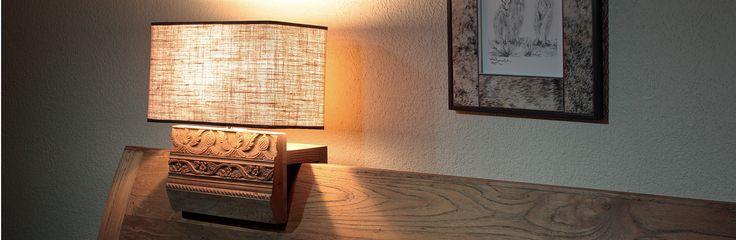 Настенные лампы и светильники | Teak House