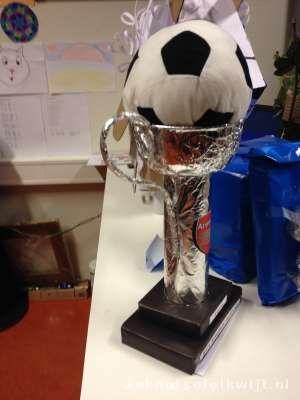 Sinterklaas surprise Voetbal Cup