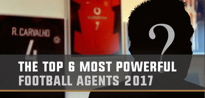 Who is the most powerful football agent in football. Click here to find out which agents earn the most money and have the best players on their books.