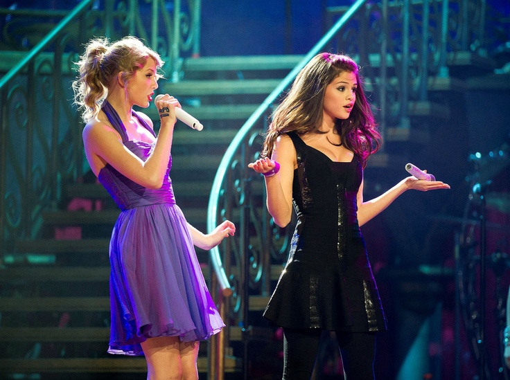 Taylor Swift AND Selena Gomez?? <3
