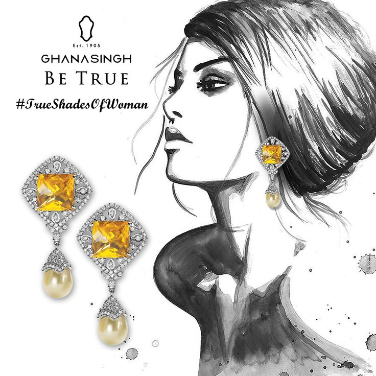 For those who like something unusual and different, here is the yellow sapphire for you! Is that your true shade? ‪#‎TrueShadesOfAWoman‬  #Jewellery #Jewellerydesign #JewelleryMaking #JewelleryDesigner #JewelleryBox #JewelleryOfTheDay #JewelleryAddict #JewelleryMonthly #JewelleryPorn #JewelleryShop