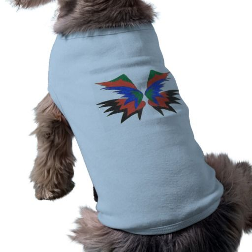 Glow Dog Tee Shirt