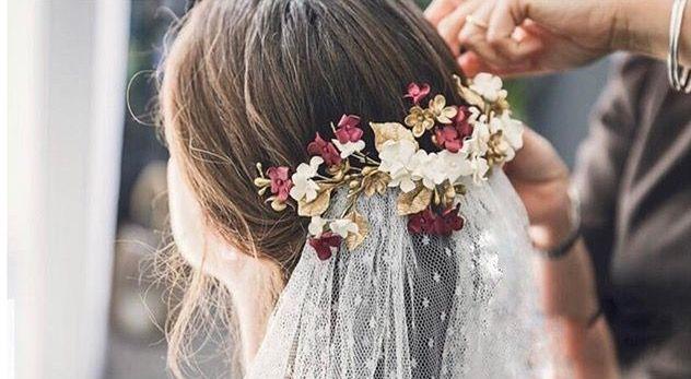 1000+ Ideas About Wedding Hairstyles Veil On Pinterest